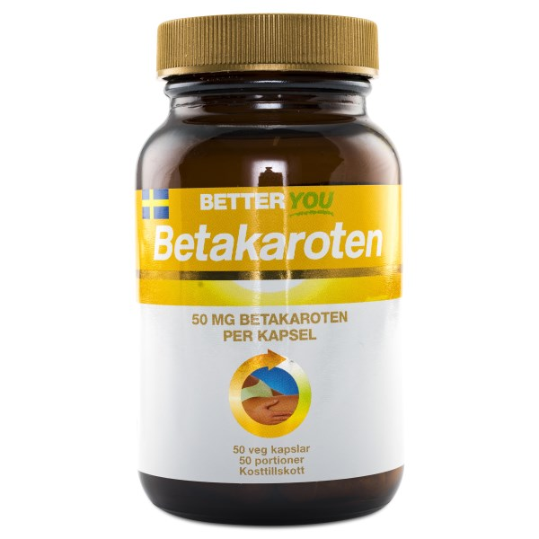 Better You Betakaroten 50 kaps