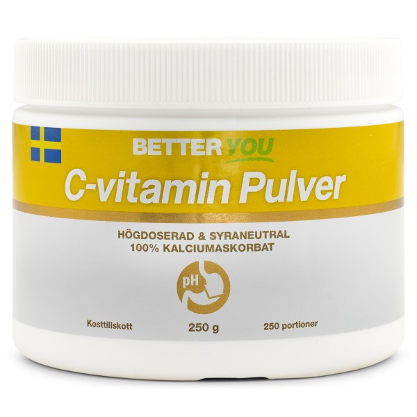 Better You C-vitaminpulver 250 g