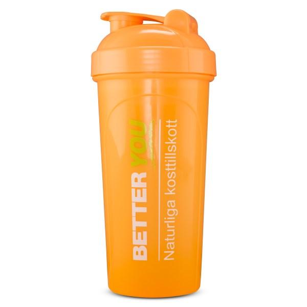 Better You EKO-Shaker 700 ml Orange
