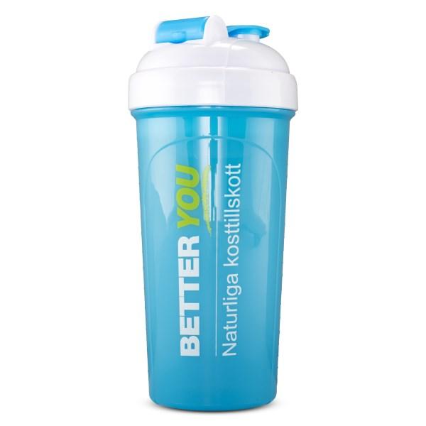 Better You EKO-Shaker 700 ml Cyan