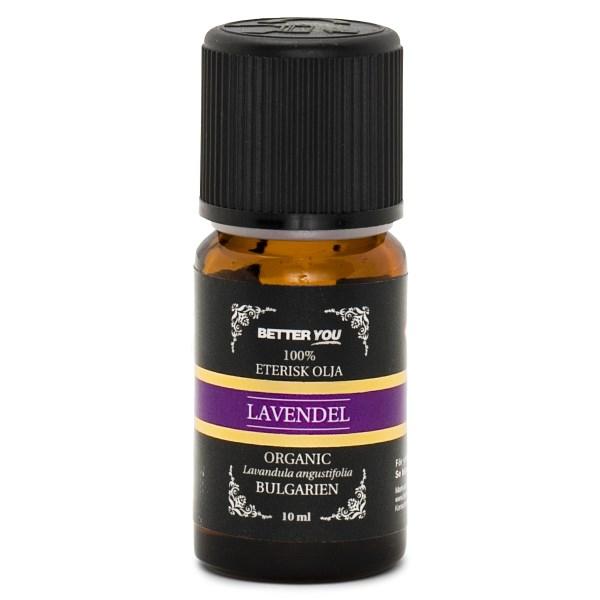 Better You Eterisk Lavendelolja EKO 10 ml