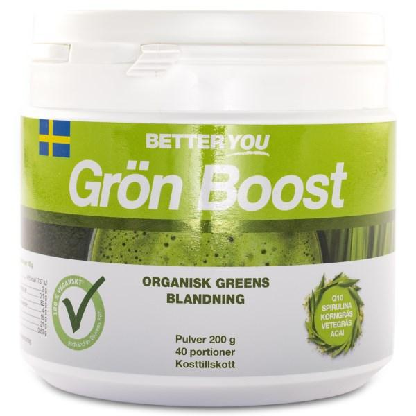 Better You Grön Boost Pulver 200 g