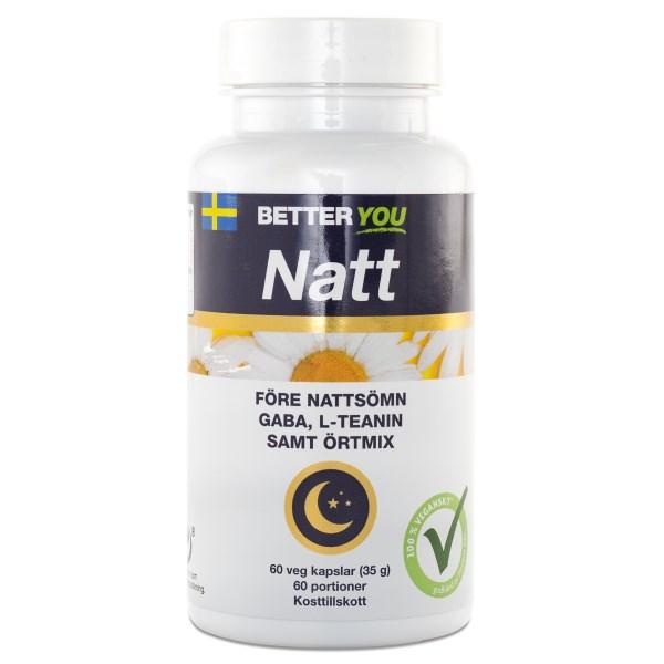 Better You Natt  60 kaps