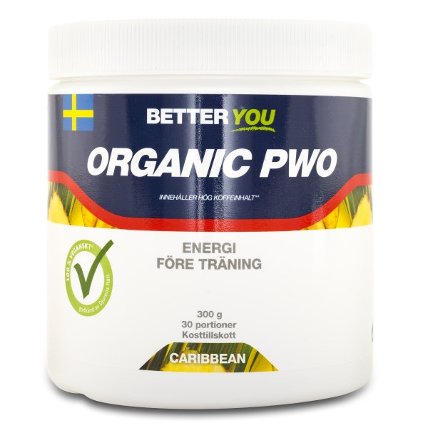 Better You Organic PWO Caribbean 300 g