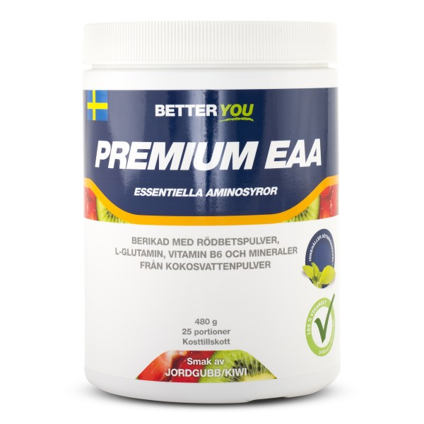 Better You Premium EAA Jordgubb/Kiwi 480 g