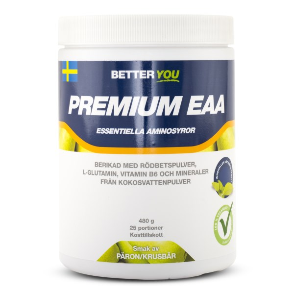 Better You Premium EAA Päron/Krusbär 480 g