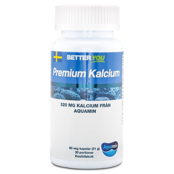 Better You Premium Kalcium 60 kaps