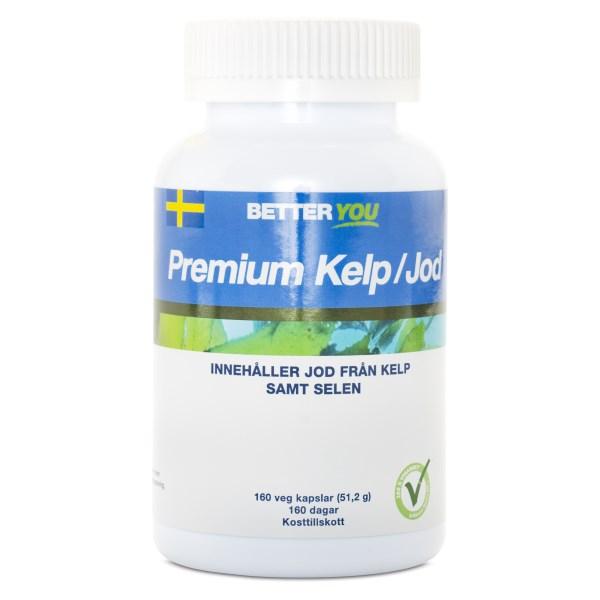 Better You Premium Kelp/Jod 160 kaps