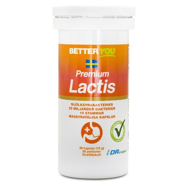 Better You Premium Lactis 30 kaps