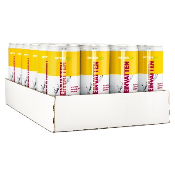 Better You Proteinvatten Passionsfrukt 24-pack