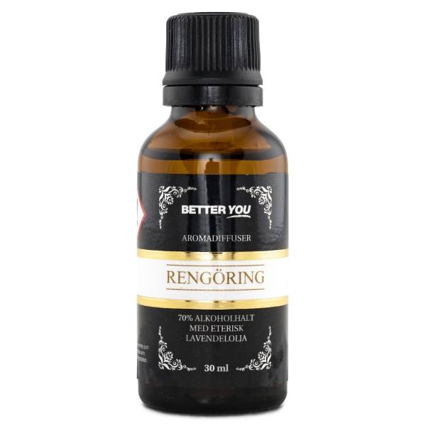 Better You Rengöring Aromadiffuser USB 30 ml