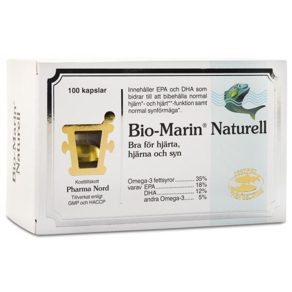 Bio-Marin Naturell 100 kaps