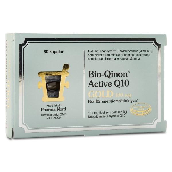 Pharma Nord Bio-Qinon Q10 Gold 60 kaps