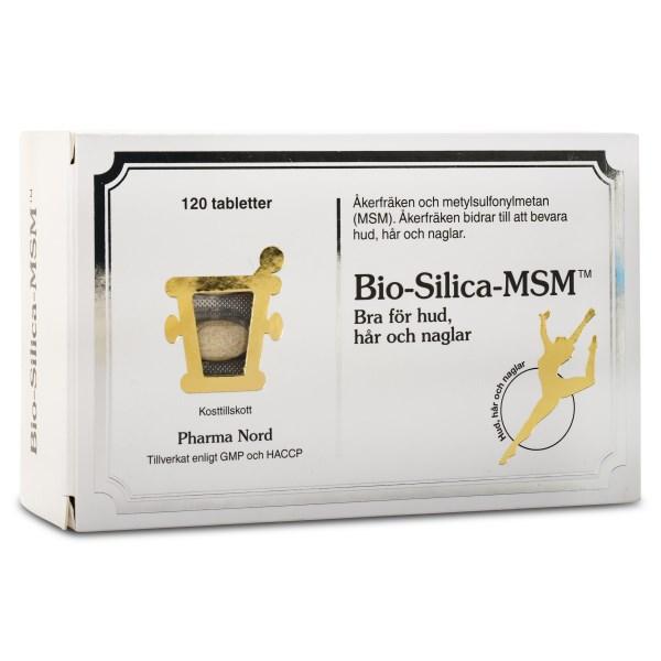 Pharma Nord Bio-Silica-MSM 120 tabl