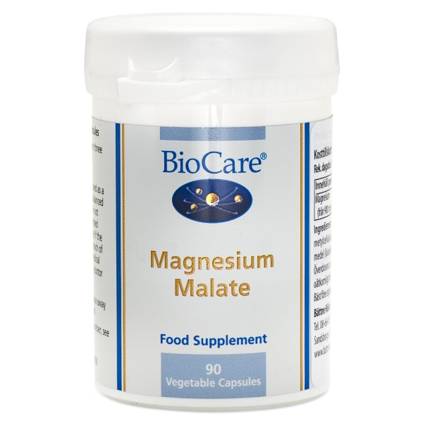 BioCare Magnesium Malate 90 kaps
