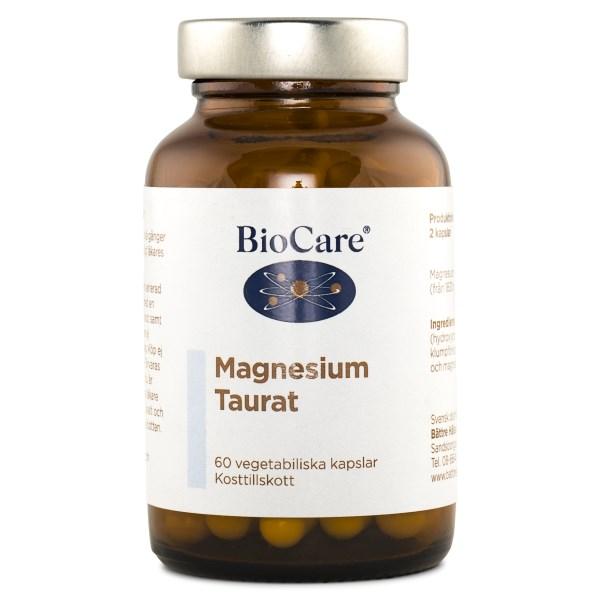 BioCare Magnesium Taurat 60 kaps