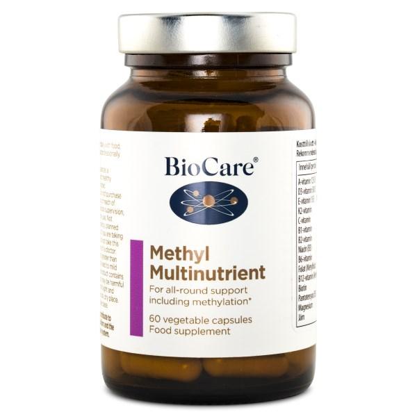 BioCare Methyl Multinutrient 60 kaps