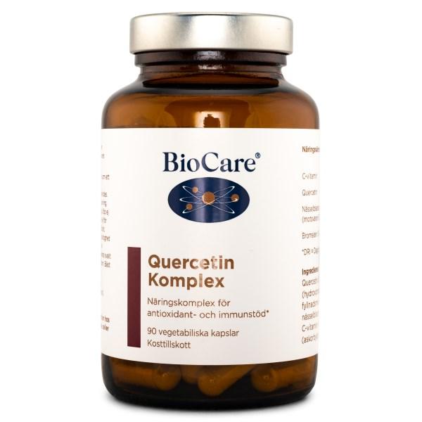 BioCare Quercetin Plus 90 kaps