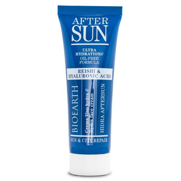 Bioearth After Sun Hydra Face Cream 50 ml