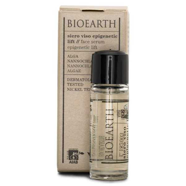 Bioearth Face Serum Epigenetic Lift 5 ml