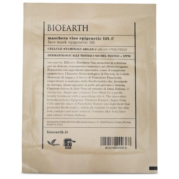 Bioearth Sheetmask Epigenetic Lift 1 st
