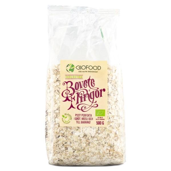 Biofood Boveteflingor 500 g