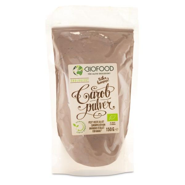 Biofood Carobpulver EKO 150 g