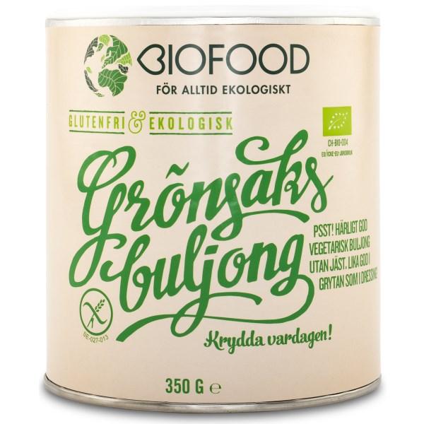 Biofood Grönsaksbuljong EKO 350 g