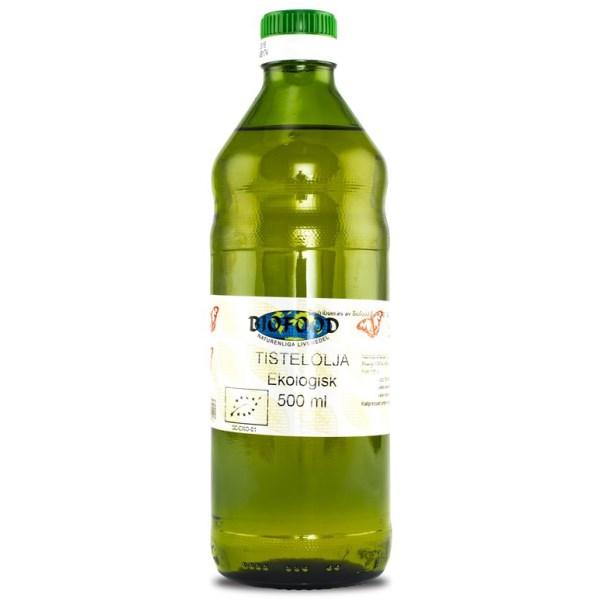 Biofood Tistelolja EKO 500 ml
