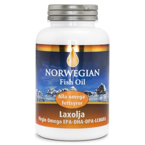 Biosan Laxolja NFO 250 kaps