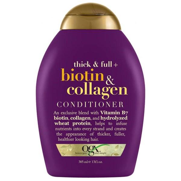 OGX Biotin & Collagen Conditioner 385 ml