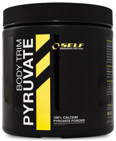 Self Omninutrition Body Trim Pyruvate