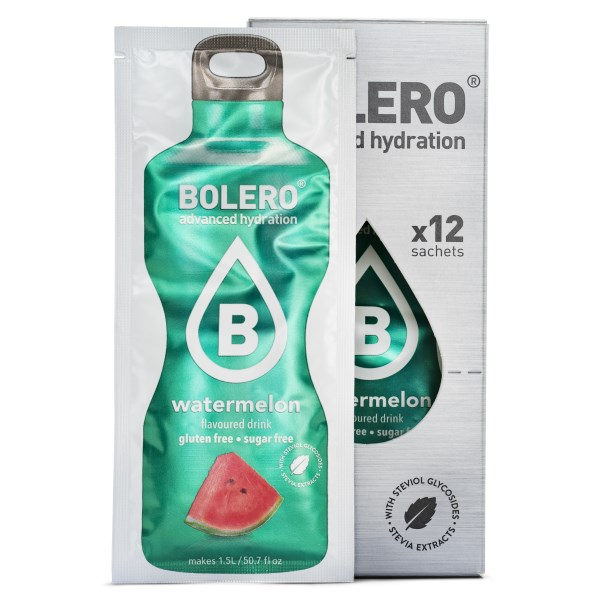 Bolero Classic Watermelon 12-pack