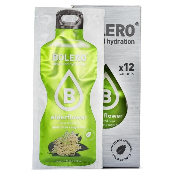 Bolero Classic Elderflower 12-pack