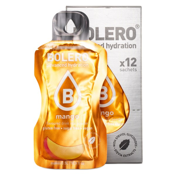 Bolero Classic Mango 12-pack