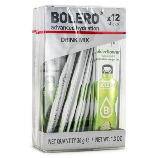 Bolero Sticks Elderflower 12-pack