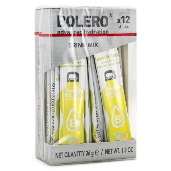 Bolero Sticks Lemon & Lime 12-pack