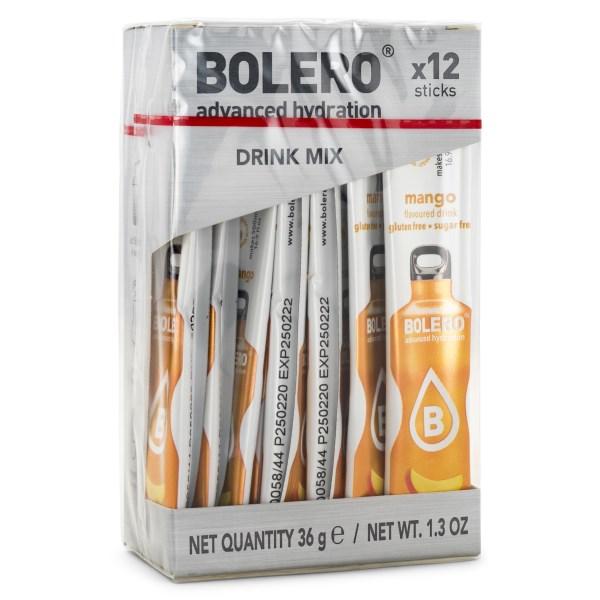 Bolero Sticks Mango 12-pack