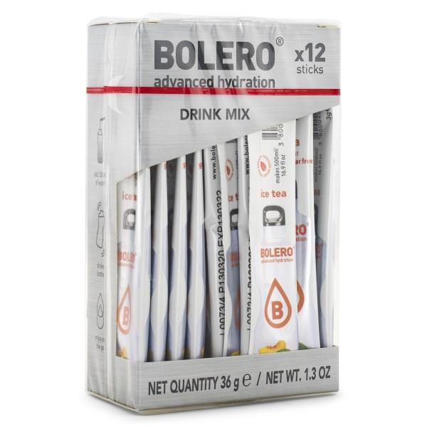 Bolero Sticks Ice Tea Peach 12-pack