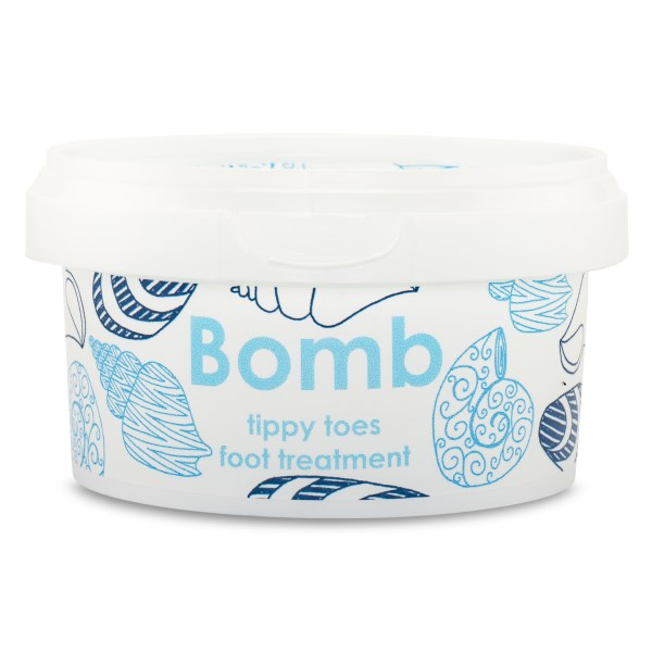 Bomb Cosmetics Tippy Toes Foot Lotion 200 ml