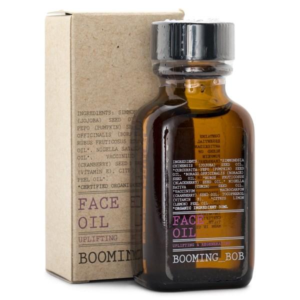 Booming Bob Face Oil EKO 30 ml Uplifting & Regenerating