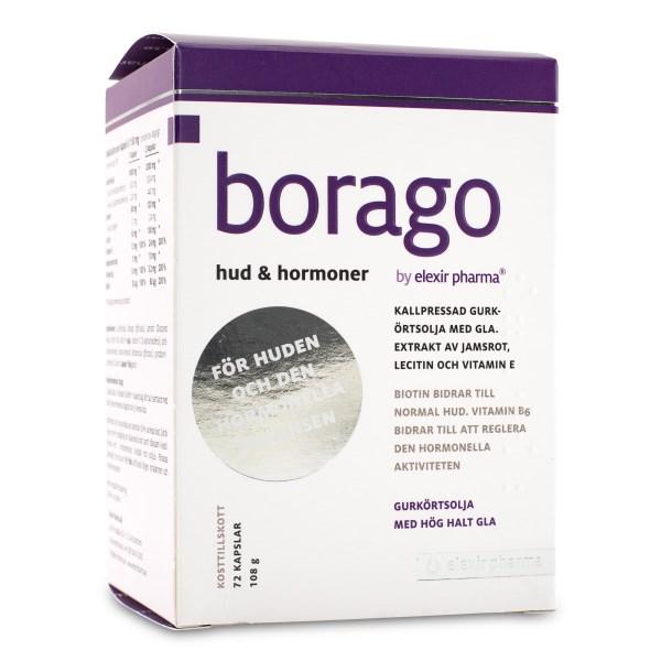 Borago Jamsrot 72 kaps
