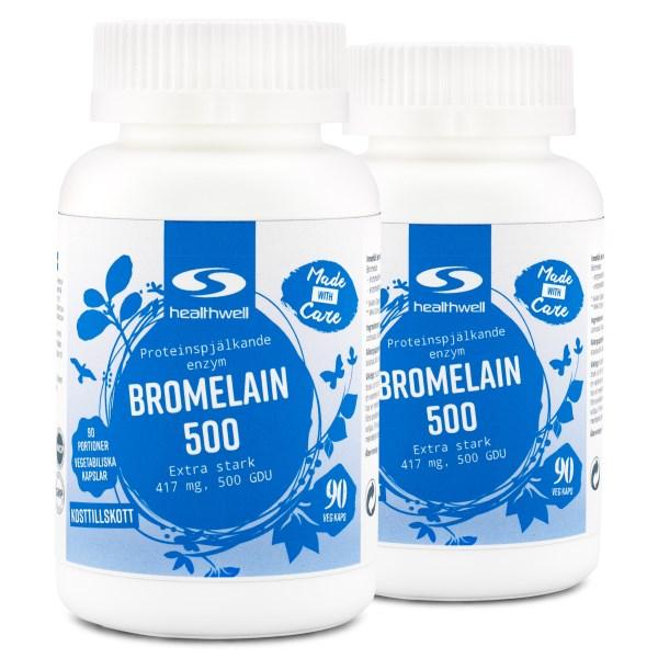 Bromelain 500 180 kaps