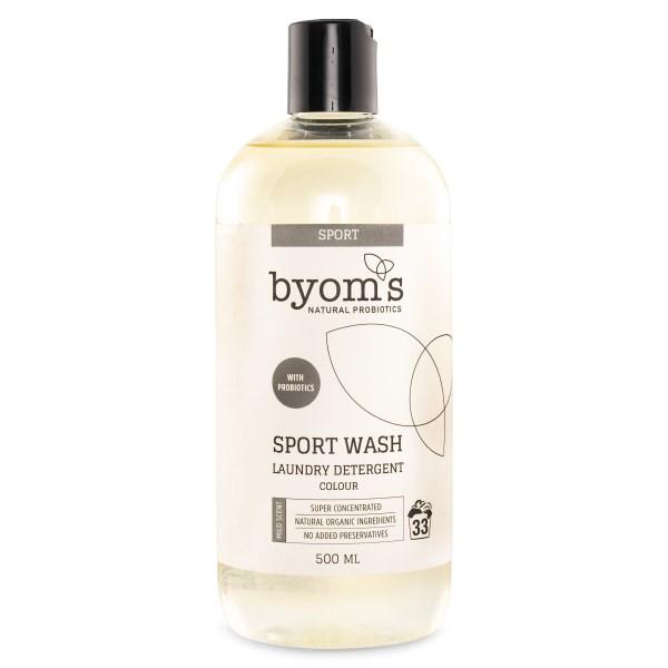 Byoms Laundry Sport Wash 500 ml Neutral