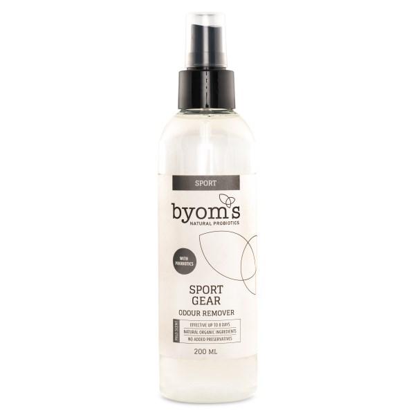 Byoms Odour Remover Sport 200 ml Fresh Scent