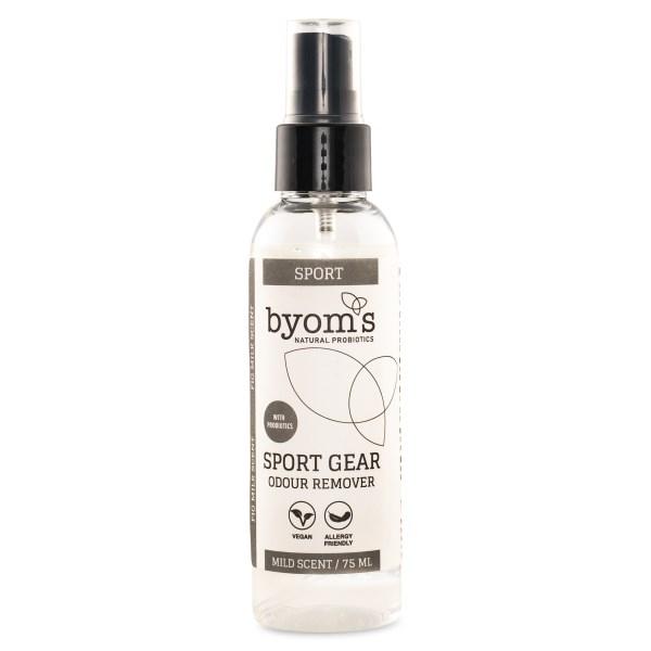 Byoms Odour Remover Sport 75 ml Fresh Scent