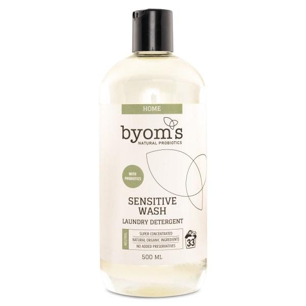 Byoms Sensitive Laundry Wash 500 ml