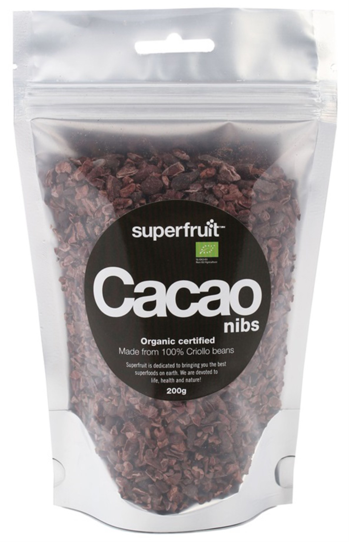 Superfruit Cacao Nibs,  - Superfruit