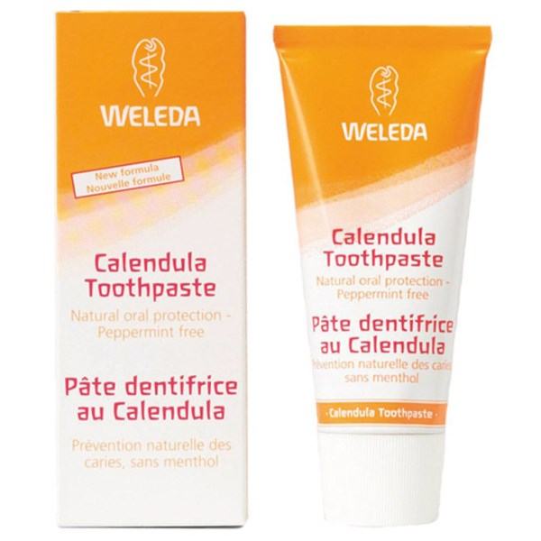 Weleda Calendula Tandkräm 75 ml