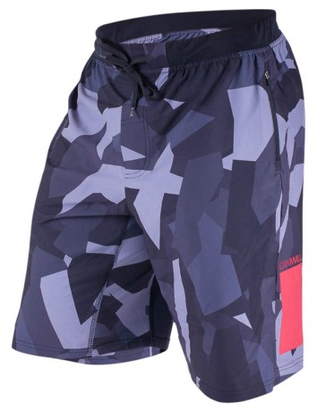 ICANIWILL Camo Shorts Men